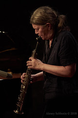 Lotte Anker / Sten Sandell Duo. May 31, 2018. Moscow, Russia. (Alexey Subbotin (music photo)) Tags: lotte anker sten sandell moscow rusiia music freejazz improvisation new concert live stage saxophone sax piano gig