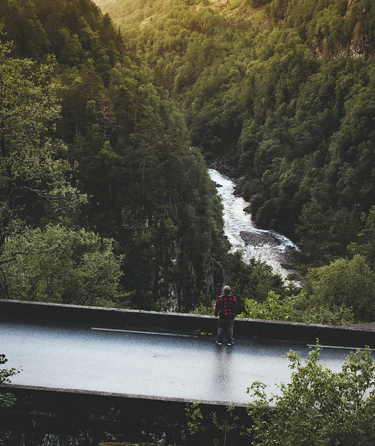 Amazing Valley in Norway