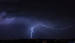 2018.06.21 - 012608 (NIKON D7200) [Carvalha] (Nuno F. C. Batista) Tags: clouds nuvens portugal lusoskies lightning relâmpago thunderstorm trovoada storm night sky nikon severeweather storms photography margemsul skies portuguese meteorology cumulunimbus d7200 arrudadosvinhos carvalha