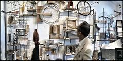 AA (Nad) Tags: london machine sculpture junk england chaos art man architecture