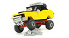 Off-road muscle car (de-marco) Tags: lego city town 5stud offroad race muscle car crawler