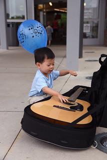 Musical Instrument Lending - Concert Kickoff, GV 6.25.18