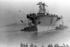 world war two (San Diego Air & Space Museum Archives) Tags: ship warship aircraftcarrier unitedstatesnavy usnavy usn aviation navalaviation usslexingtoncv2 usslexington cv2 lexingtonclass