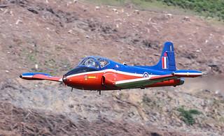 BAC Jet Provost T5A XW325 030-1