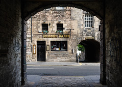 Tollbooth Tavern, Edinburgh (p.mathias) Tags: tollbooth pub tavern edinburgh scotland city uk unitedkingdom sony a5100