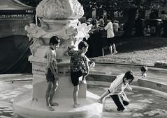 Waterworks (Ayoiyah) Tags: child children kid kids candid street streetphoto streetphotographer streetphotography life moments decisivemoment