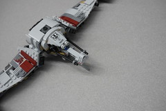 _DSC0150 (starstreak007) Tags: 75202 defense crait star wars jedi last lego
