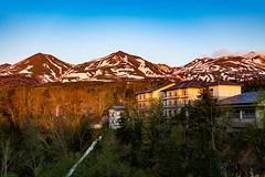 Biei in Hokkaido, Japan