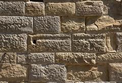 Another brick in the wall (Ernst_P.) Tags: altstadt architektur bergamo cittaalta italien muster stadt textur ita lombardia