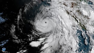 GOES East Sees Hurricane Bud in the Eastern Pacific