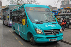 #ThrowbackThursday Arriva NW LM17WOB (Mike McNiven) Tags: arriva northwest mellor mercedesbenz manchester piccadilly macclesfield wilmslow alderleyedge cheshire cheshireeast throwback thursday throwbackthursday
