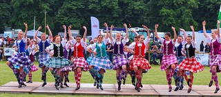 A little Scottish jig by Red Photography