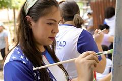Voluntariado El Trebol JQ010 (US Embassy San Salvador) Tags: elsalvador embajadaamericana embajadadelosestadosunidos juanquintero diadelaamistad comunidadeltrebol glasswing fundacionleernoshacelibres voluntariado
