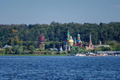 Volga River 87 ©  Alexxx Malev