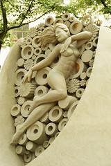 My favorite EXPLORED! (Shahrazad26) Tags: sandsculpture zandsculptuur artnouveau lange voorhout denhaag sgravenhage thehague lahaye nederland holland thenetherlands paysbas art kunst