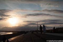 (takafumionodera) Tags: beach cloud dusk enoshima fujisawa japan katase olympus penf sea shonan sky 夕暮れ 江ノ島 海 海岸 湘南 片瀬 空 藤沢 雲