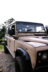 spotted in Cameron Highlands (JadeTans) Tags: brinchang cameronhighlands bohpalasteacenter teaplantation jeep tea bohtea