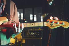 IMG_9423 (stephanie andreana) Tags: ought oughtband oughtmusic music band show concert brooklyn bk markethotel venue bushwick play fun experiment diy create inspire noflash digital drums keys bass sing mic
