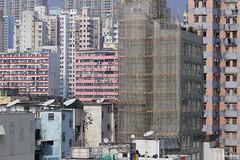 Yau Ma Tei (tomosang R32m) Tags: hongkong 香港 yaumatei 油麻地 九龍 kowloon canon hkexpress 香港エクスプレス temple