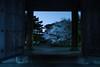 夜の南禅寺三門から