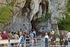 Lourdes 175-A (José María Gil Puchol) Tags: aquitaine basilique boujie catholique cathédrale cierge eau eaumiraculeuse fidèle france handicapé jeanpaulii josémariagilpuchol lourdes paysbasque prière pélèrinage religion