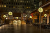 3am (cliveg004) Tags: reutersplaza canarywharf london clocks night 3am architecture buildings square lights city dark londonflickrmeet2018 gallery