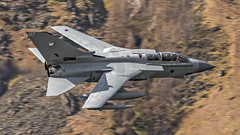 RAF Tornado GR4 (Kerrzie) Tags: raf tornado gr4 thirlmere lakedistrict lakes cumbria lowlevel aviation aviationphotography