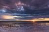 Zurück aus dem Urlaub (Jörgenshaus) Tags: niederlande zeeland zoutlande nordsee wolken day cloudy sonnenuntergang ferien osterferien