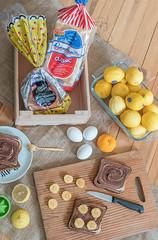 Gardenia Bread (Trice Nagusara) Tags: food tricenagusara lapetite lapetitetrice bread fruits recipe breakfast gardenia banana lemon
