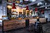 The Loft Bar (Jim Nix / Nomadic Pursuits) Tags: england europe jimnix lightroom london nomadicpursuits sony sonya7ii stpancrasinternationalstation theloftbar uk unitedkingdom bar beer pub trainstation travel