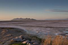 The Great Salt Lake (davebarratt39) Tags: salt lake utah sunset evening