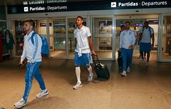 Fotos do Desembarque em Buenos Aires-ARG (24/04/2018) (sepalmeiras) Tags: antoniocarlos victorluis bhenrique aeroportointernacionalezeiza palmeiras sep desembarque