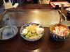 Okonomiyaki , Teppanyaki (INZM.) Tags: 横濱 こてがえし 横浜 japan yokohama okonomiyaki teppanyaki 鉄板焼き お好み焼き 横濱こてがえし food japanfood japanesefood お好み焼 鉄板焼