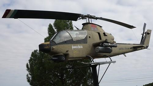 Bell 209 AH-1S-BF Cobra 68-15054 in Big Spring