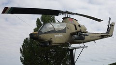 Bell 209 AH-1S-BF Cobra in Big Spring (J.Comstedt) Tags: aircraft aviation air aeroplane airplane us force big spring texas usa vietnam veterans memorialbell ah1 cobra helicopter usaf 6815054
