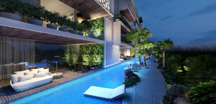 Evergreen – Sự hoàn hảo của thiết kế và tiện ích xứng tầm cho giới thượng lưu