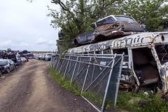 IMG_0623 (joe-stanton) Tags: schmidtssalvageyard salvageyard junkyard rustic cars junk brokencars rust decrepit rural wisconsin