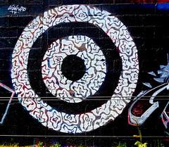 Mouvement perpétuel (Kay Harpa) Tags: streetart murs walls paintedwalls parcdescormailles ivryparis thebiggestgroupfrance
