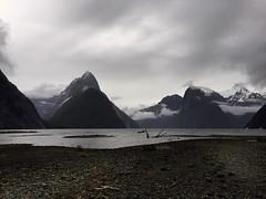 Milford Sound (Karen.Qureshi) Tags: milford sound piopiotahi milfordwanderer overnight cruise fiordland new zealand iphone6