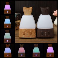100-240V LED Air Humidifier Purifier Ultrasonic Aromatherapy Essential Oil Diffuser (1047862) #Banggood (SuperDeals.BG) Tags: superdeals banggood health beauty 100240v led air humidifier purifier ultrasonic aromatherapy essential oil diffuser 1047862