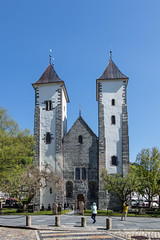 St Mary's Church, Bergen Norway (clive_metcalfe) Tags: norway bergen stmaryschurch