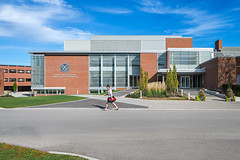 West Elevation 01 (Michael Muraz Photography) Tags: 2016 canada gta northamerica on ontario sac standrewscollege toronto world architecture aurora building college commercial exterior highschool ca