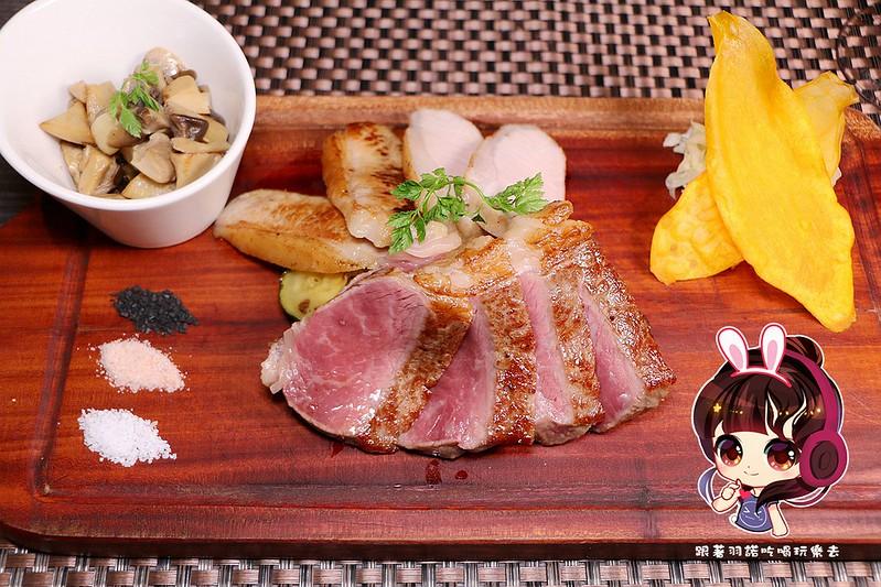 台北東區乾式熟成牛排 紅點熟成肉餐廳63
