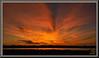 The Grand Finale (WanaM3) Tags: wanam3 sony a700 sonya700 texas houston elfrancoleepark park outdoors vista landscape skyscape clouds redsky reflection twilight dusk sunset