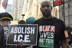 blm (greenelent) Tags: notrump protest demonstration riseandresist streets people activists nyc newyork