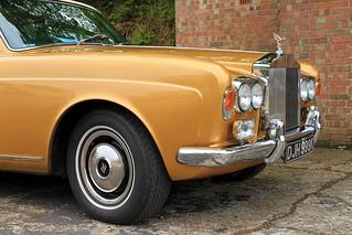 1972 Rolls-Royce Corniche DJH 999K