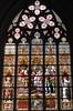 BRUSELAS - LA CATEDRAL - VIDRIERAS (2) (mflinera) Tags: bruselas belgica belgium catedral vidrieras arte