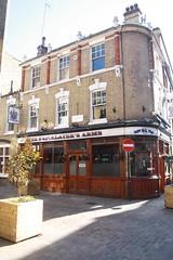 The Bricklayers Arms (My photos live here) Tags: the bricklayers arms pub public house charlotte street rivington road london capital city england canon eos 1000d east urban hoxton shoreditch