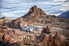 Camp in the Alabama Hills (Jeff D. Muth) Tags: alabamahills alabamahillsnationalrecreationarea whitneyportalroad mountwhitney lonepine lonepinepeak moffatranchroad hwy395 camping motorhome 5thwheel toyhauler granite