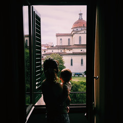 Florentine morning (Olly Denton) Tags: family holiday silhouette church cathedral light window view hotel baby architecture architectureporn architecturelovers architecturephotography architecturalphotography iphone iphone6 6 vsco vscocam vscoflorence vscofirenze vscotuscany vscotoscana vscoitaly vscoitalia ios apple mac shotoniphone santospirito florence firenze tuscany toscana italy italia